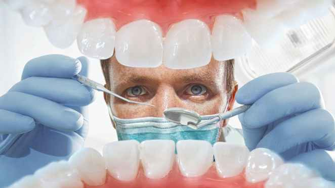 qualify to be a dentist