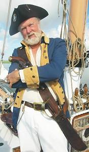 Captain Horatio Sinbad