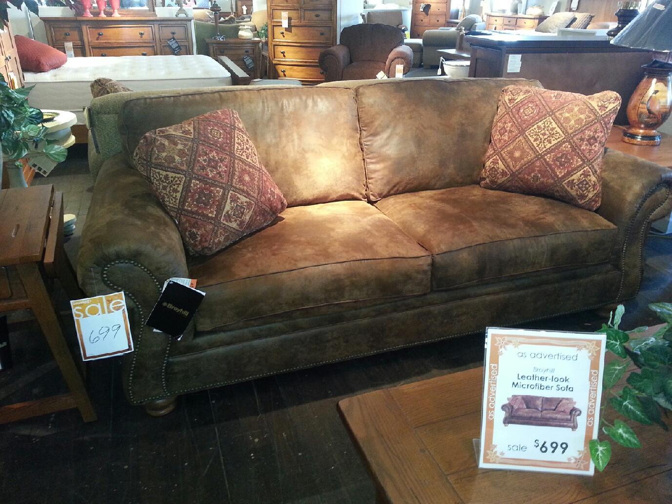 broyhill laramie sofa fabric custom sofas los angeles ca order – smulekoff's home store