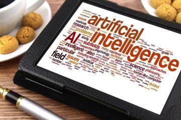 Artificial Intelligence Word Cloud - PRSSA Blog