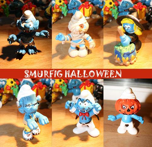 Smurfig Halloween