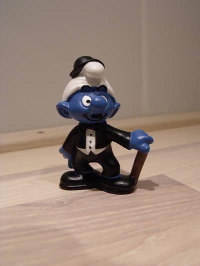 Smurf Chaplin eller Charlie Smuf