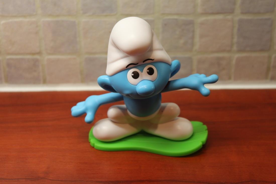 Smurfs Toys 2017 King Burger