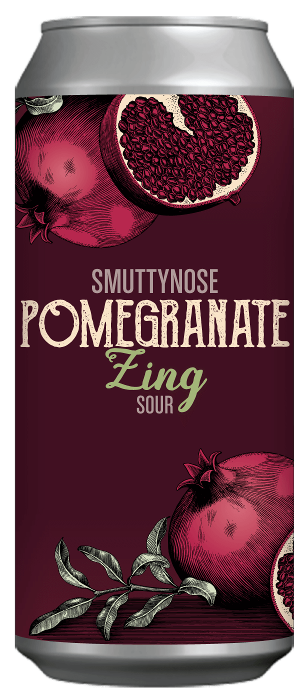 POMEGRANATE ZING SOUR