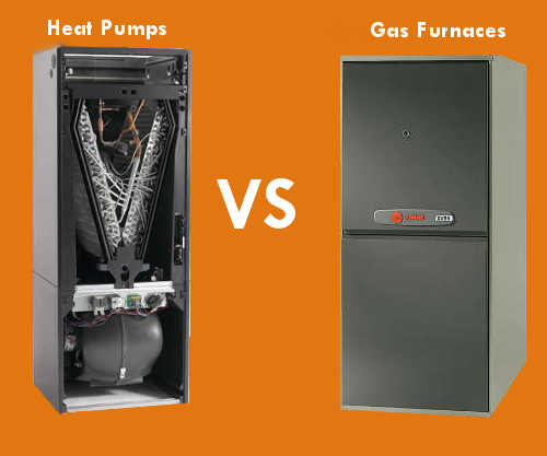 Which Is Better? Heat Pumps VS. Gas Furnaces