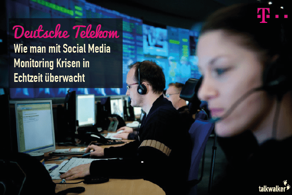 "Talkwalker ""Case Study: Social media analytics für T-mobile"""