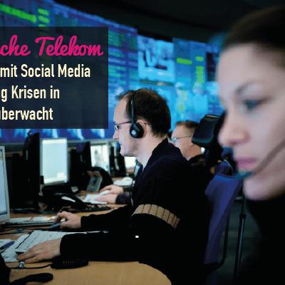 "Talkwalker ""Case Study: Social media analytics für T-mobile"""