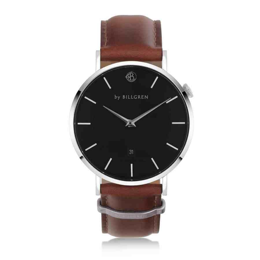 DGL Black/Brown leather, herrur