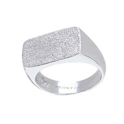 Bear Snake armband, silver