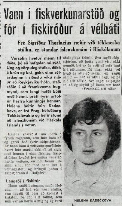 HelenaSjóferð