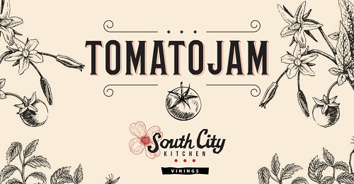 TomatoJam 2017 South City Kitchen Vinings