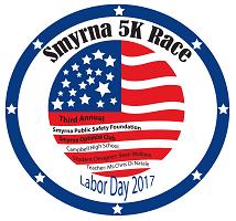 3rd annual smyrna 5k race
