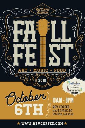 Rev Fall Fest 2018