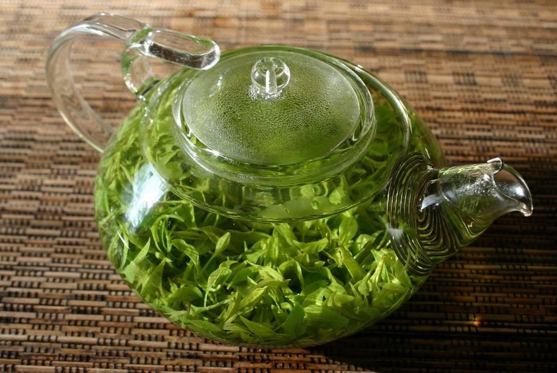 Зеленый чай - натуральный сжигатель жира