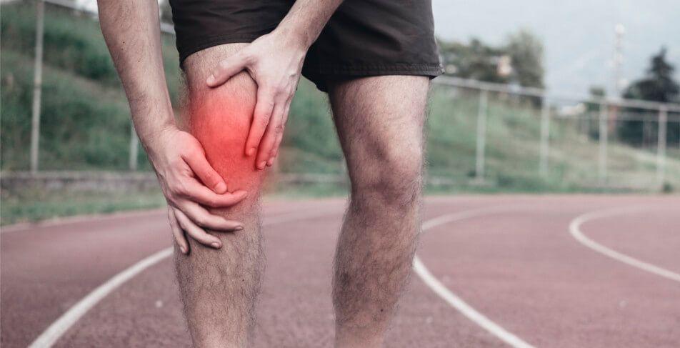 Боль в коленях после бега что делать