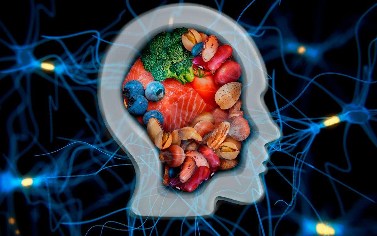 Полезные продукты для мозгов
