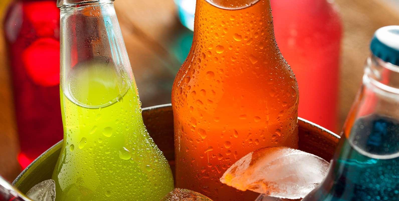 Газированные напитки вред или польза