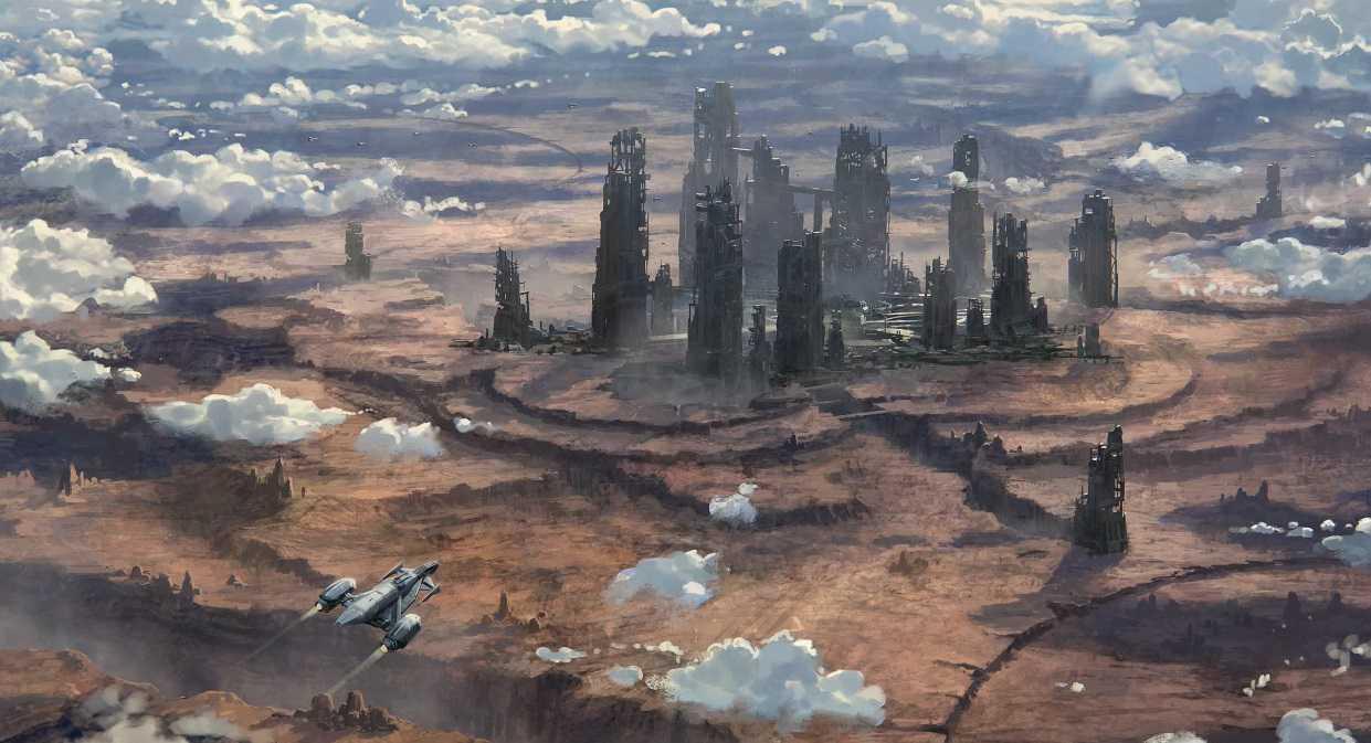 Загрязнение может помочь нам в поисках внеземных цивилизаций