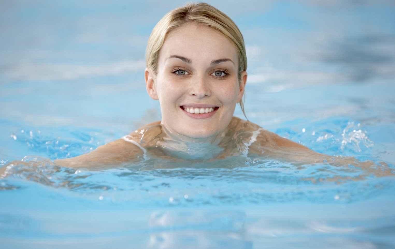 Плавайте - чтобы преодолеть стресс и депрессию