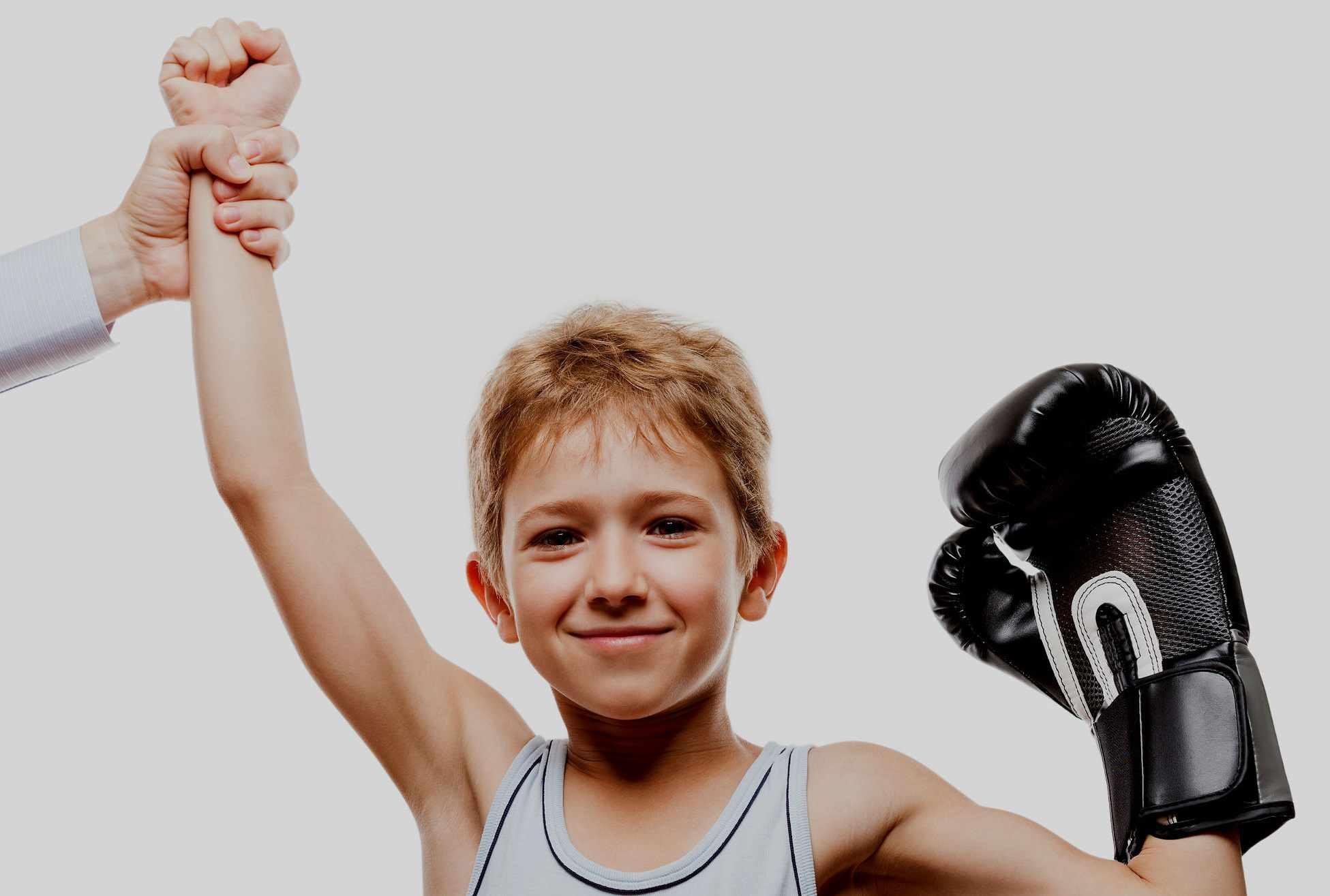 Спорт воспитывает в мужчинах дисциплину