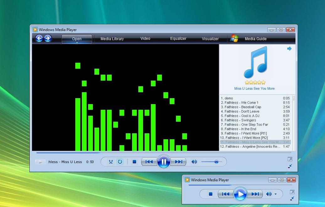 Windows Media - Лучшие музыкальные аудиоплееры для Windows в 2021 году