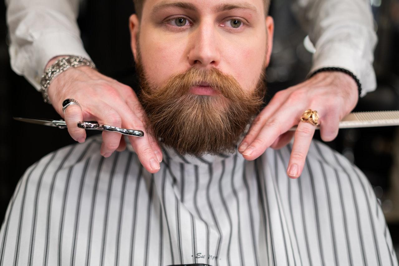Бактерии в бороде. Как справиться
