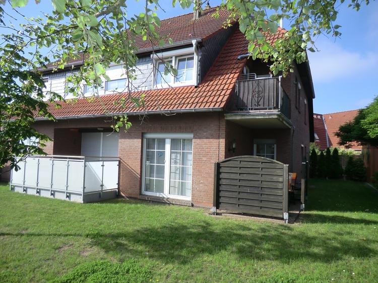 Ferienwohnung Neuharlingersiel Ostfriesland Fewo
