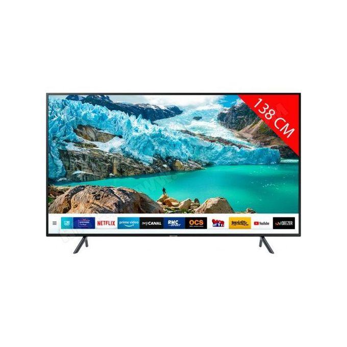 tv led 4k 138 cm 55 pouces hdr10 purcolor smart tv
