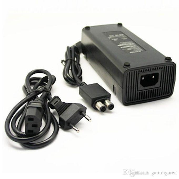 adaptateur chargeur cordon d alimentation avec cable pour xbox 360 slim