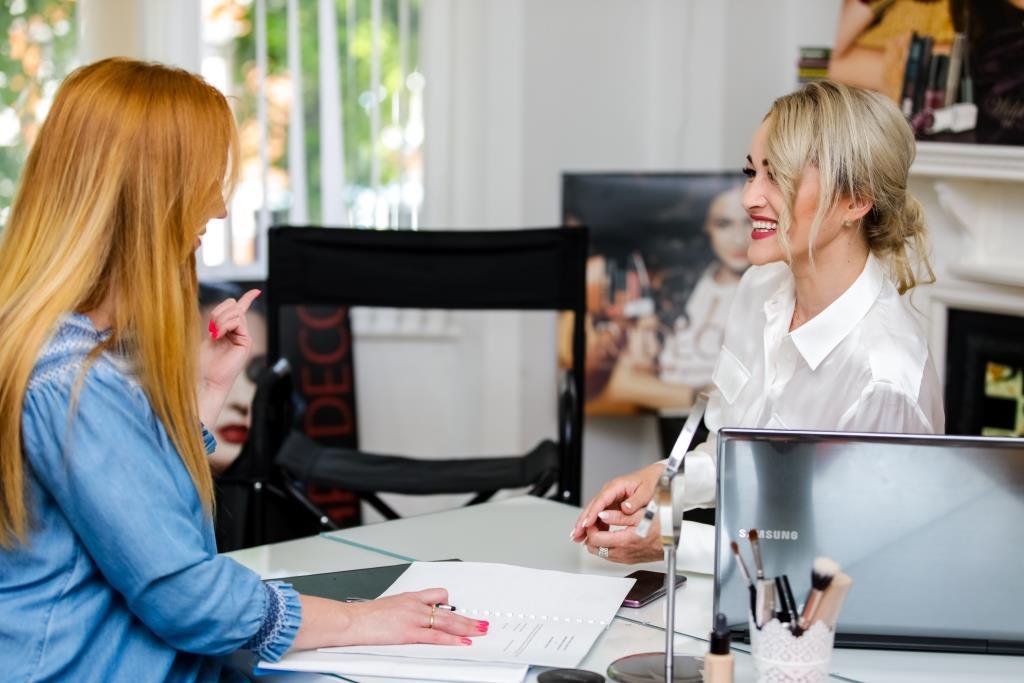 Aby osiągnąć sukces w biznesie beauty musisz lubić swoją pracę