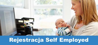 Rejestracja Self Employed