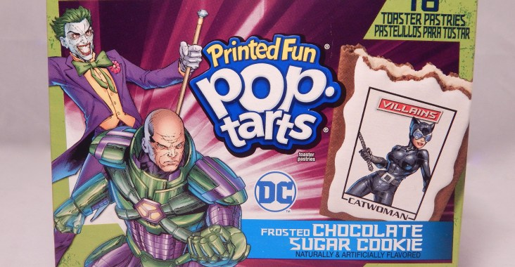 Image result for dc villains pop tarts