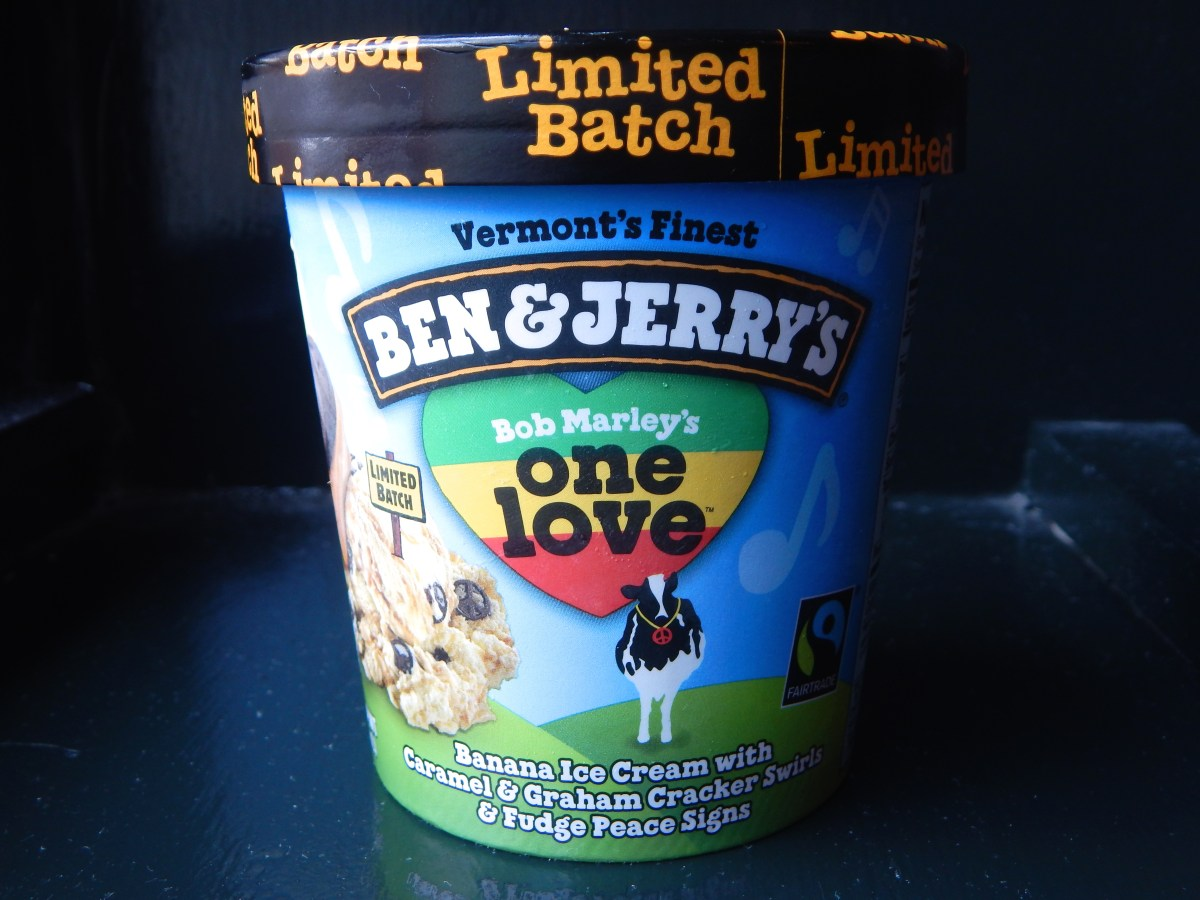 [Review] Ben & Jerry's Bob Marley's One Love Ice Cream