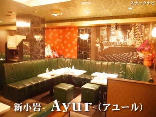 『Ayur(アユール)』(新小岩)