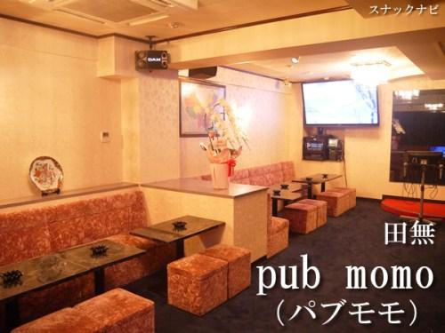 pub momo(田無)