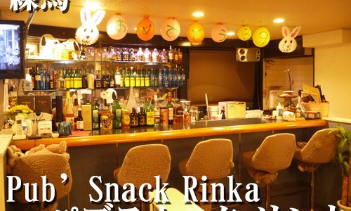Pub'Snack Rinka(練馬)飲み放x歌放!駅近でリーズナブルなお店です♪