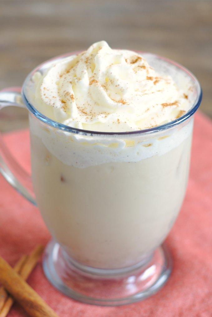 Starbucks Copycat Chai Frappuccino