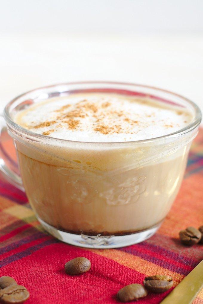 Cinnamon Dolce Latte {Starbucks Copycat}
