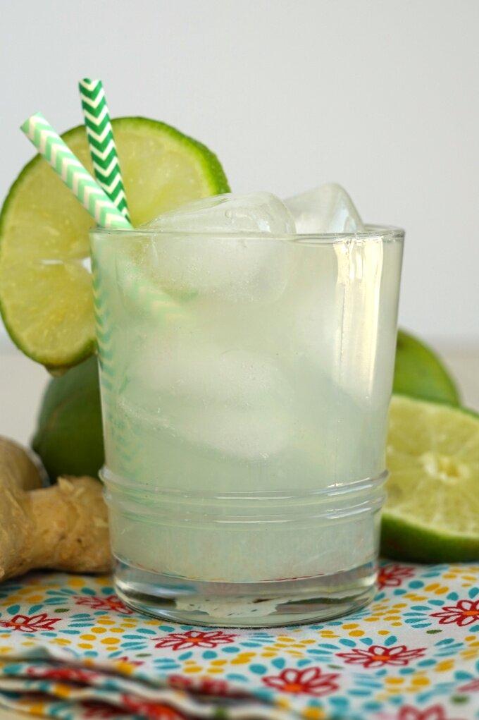 Ginger Limeade Recipe