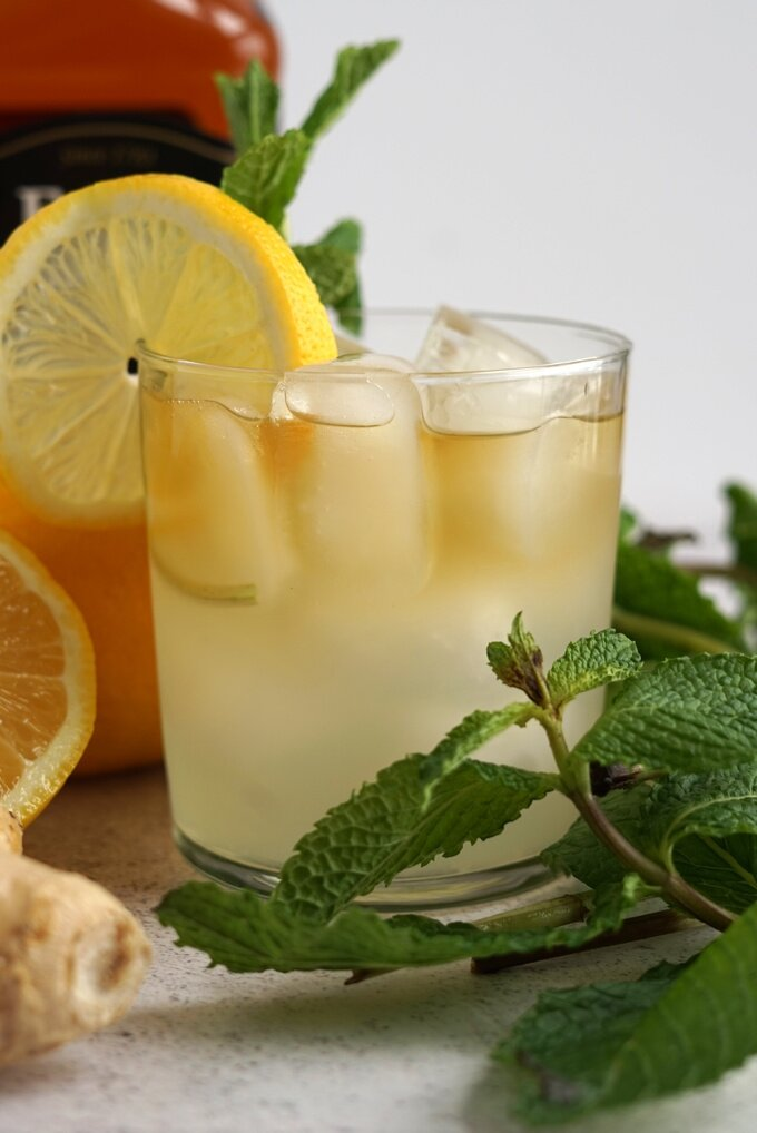 Kentucky Lemonade Recipe