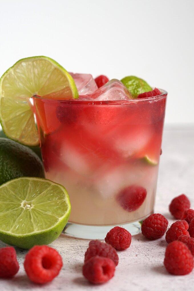 Raspberry Limeade Recipe