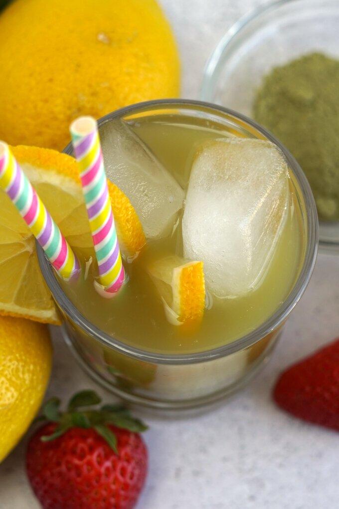 Matcha Lemonade Recipe