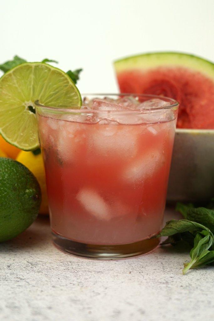 Watermelon Limeade Recipe