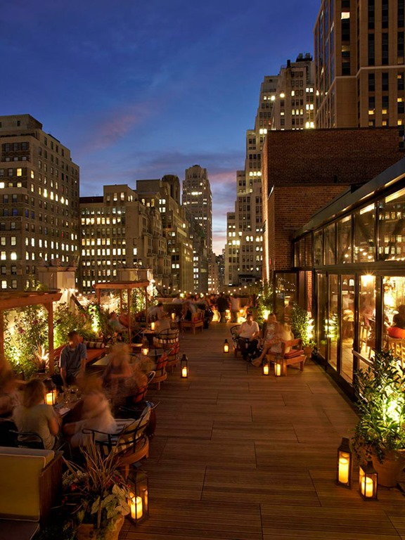 Hipster Hotels Starry Nights And City Lights