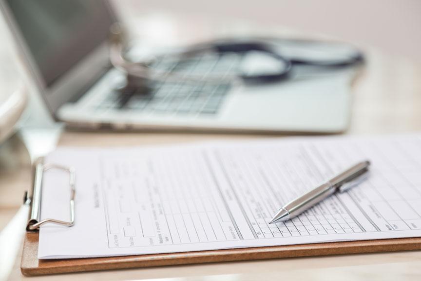 hlášení pojistné události online