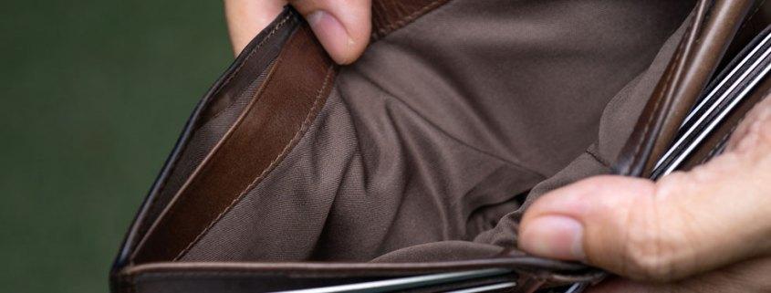 nová pravidla pro osobní bankrot