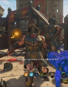 Once all four gladiators are dead go to the top floor of ra temple and you will see obelisk lit up  blue symbol on it also ix easter egg guide call duty zombies official fan rh callofdutyzombies