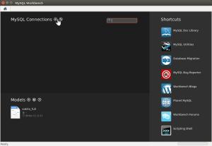 Instalar MySQL y Workbench en Linux (Ubuntu 1404)