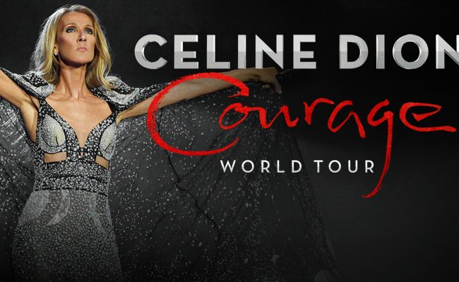 Celine Dion Courage World Tour Capital One Arena