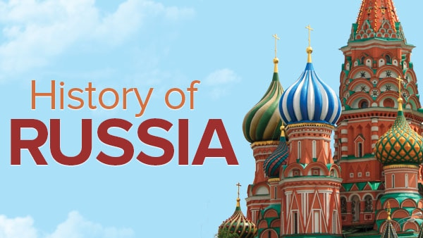 History of Russia From Peter the Great to Gorbachev  The Great Courses Plus